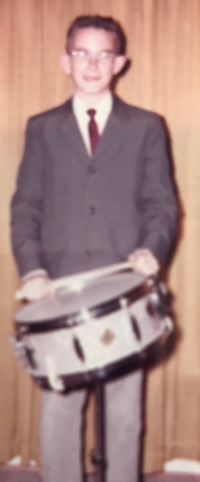 Rich - drummer