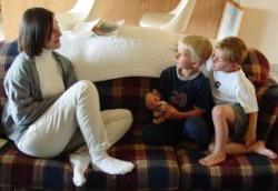 Michele, Jake & Ryder