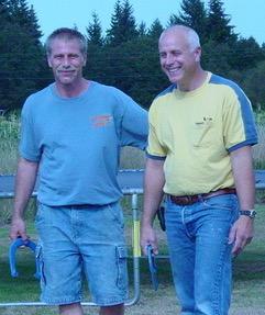 Tony & Mike