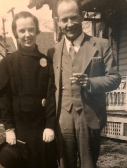 Alice & Harold Walker