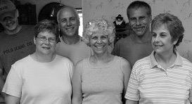 Mary, Mike, Susan, Tony, Lynda