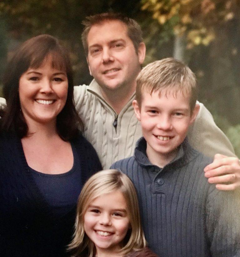 Allison family portrait