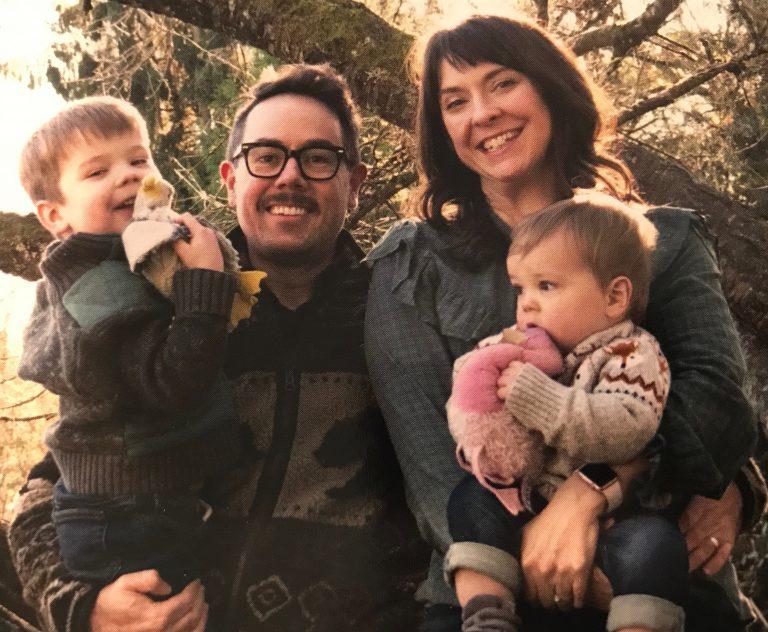 Emmett, Ethan, Megan, Owen