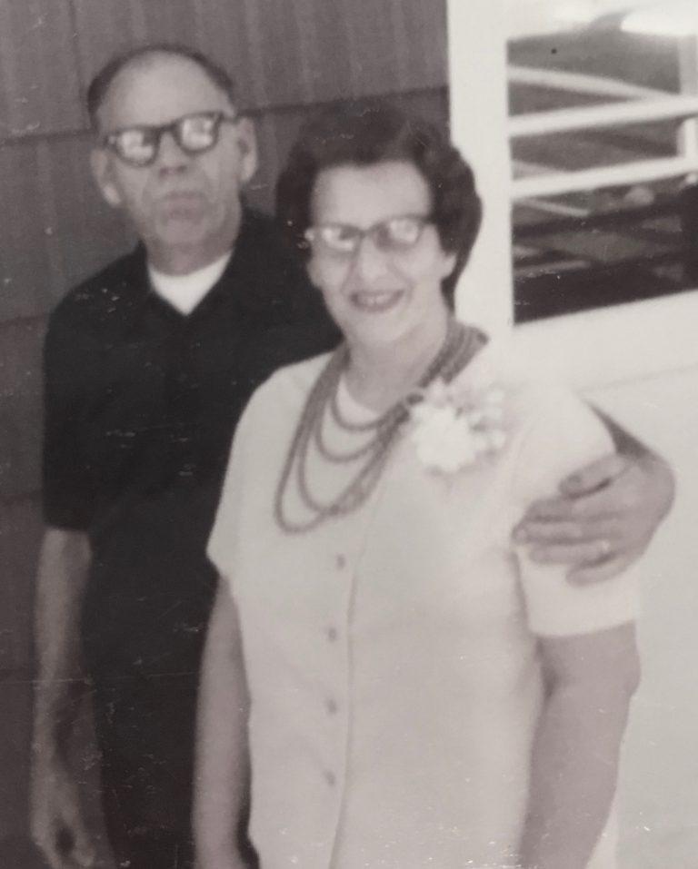 Art & Ella - Susan's parents